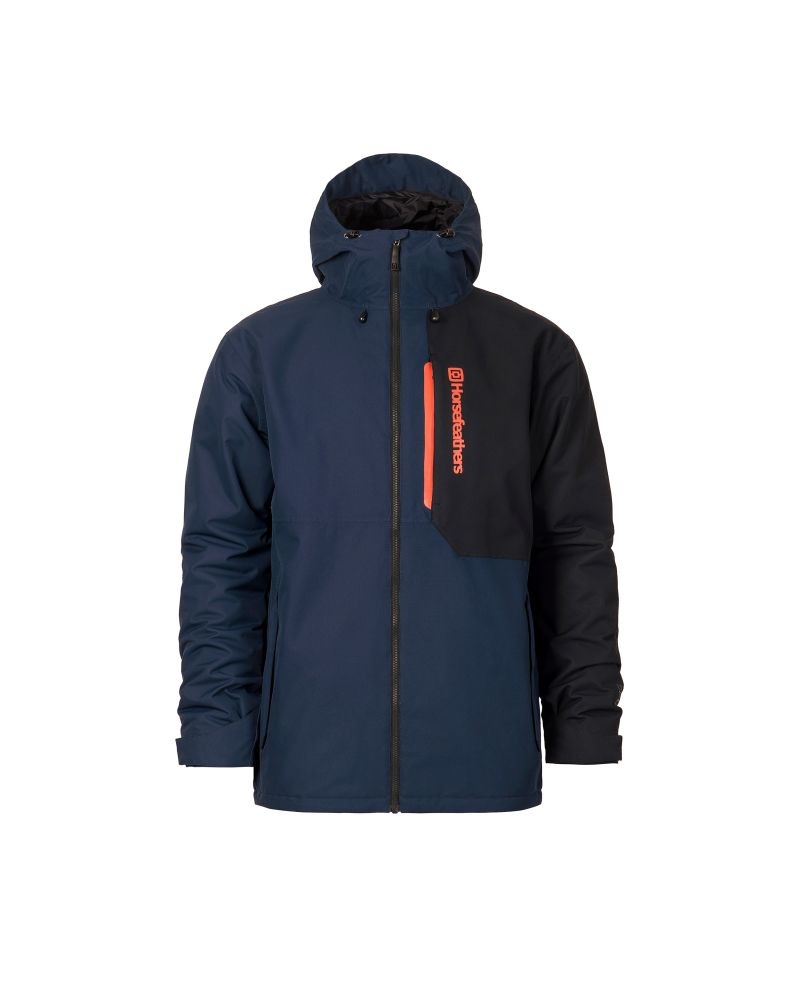 WRIGHT JACKET navy