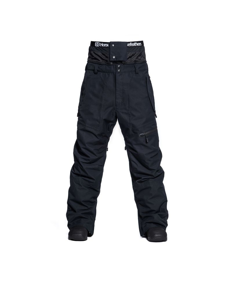 NELSON PANTS black