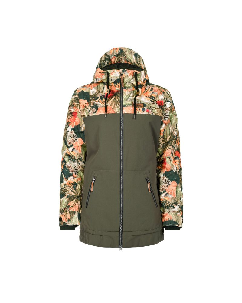 OFELIA JACKET jungle