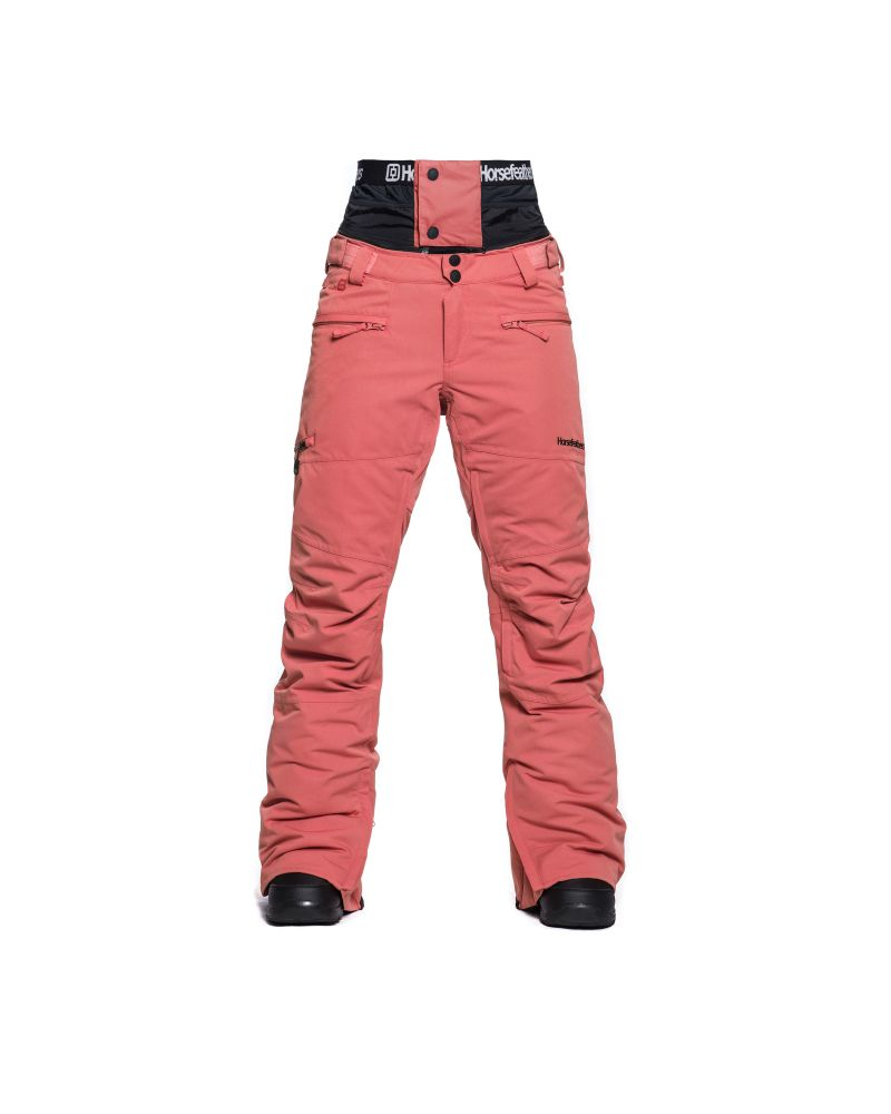 LOTTE 15 PANTS spiced coral