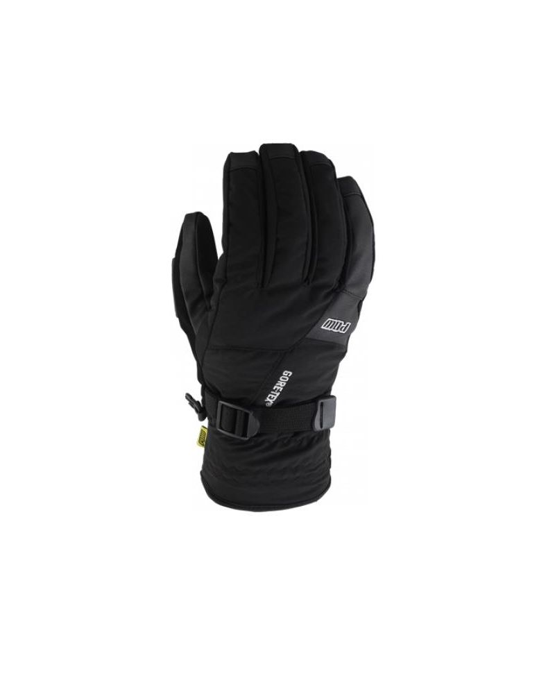 POW WARNER GTX® SHORT GLOVE - Black