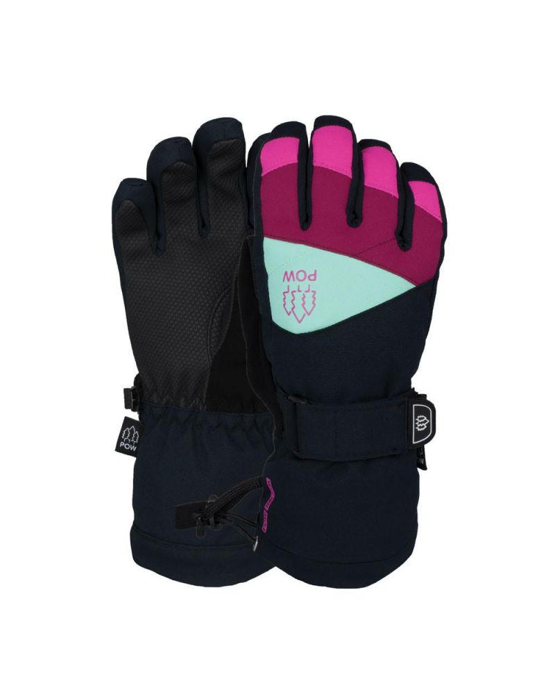 Ascend Kids Glove - Pink