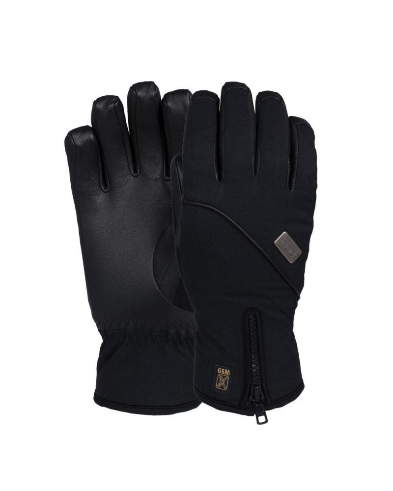 W's Gem Glove Black