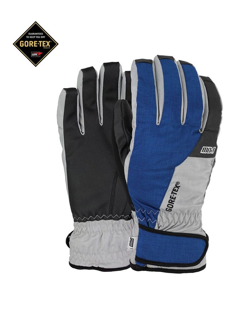POW WARNER GTX® SHORT GLOVE - Blue