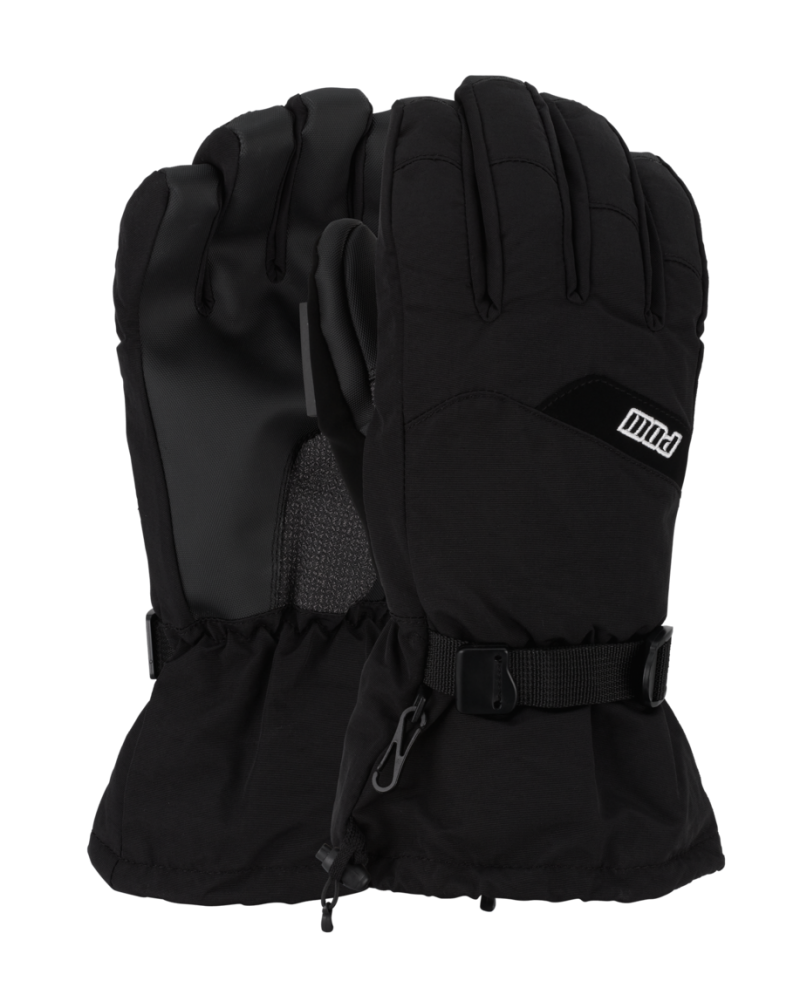 XG LONG GLOVE - BLACK