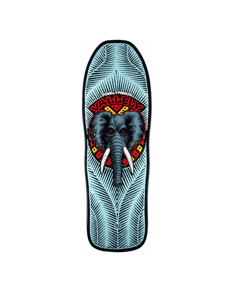 10 VALLELY ELEPHANT RE-ISSUE DECK Light Blue