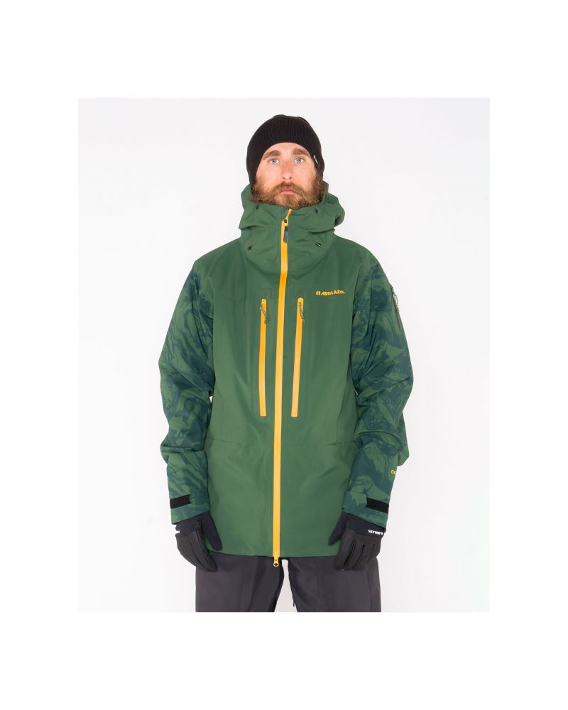 Balfour GTX PRO 3L Jacket	Forest Green
