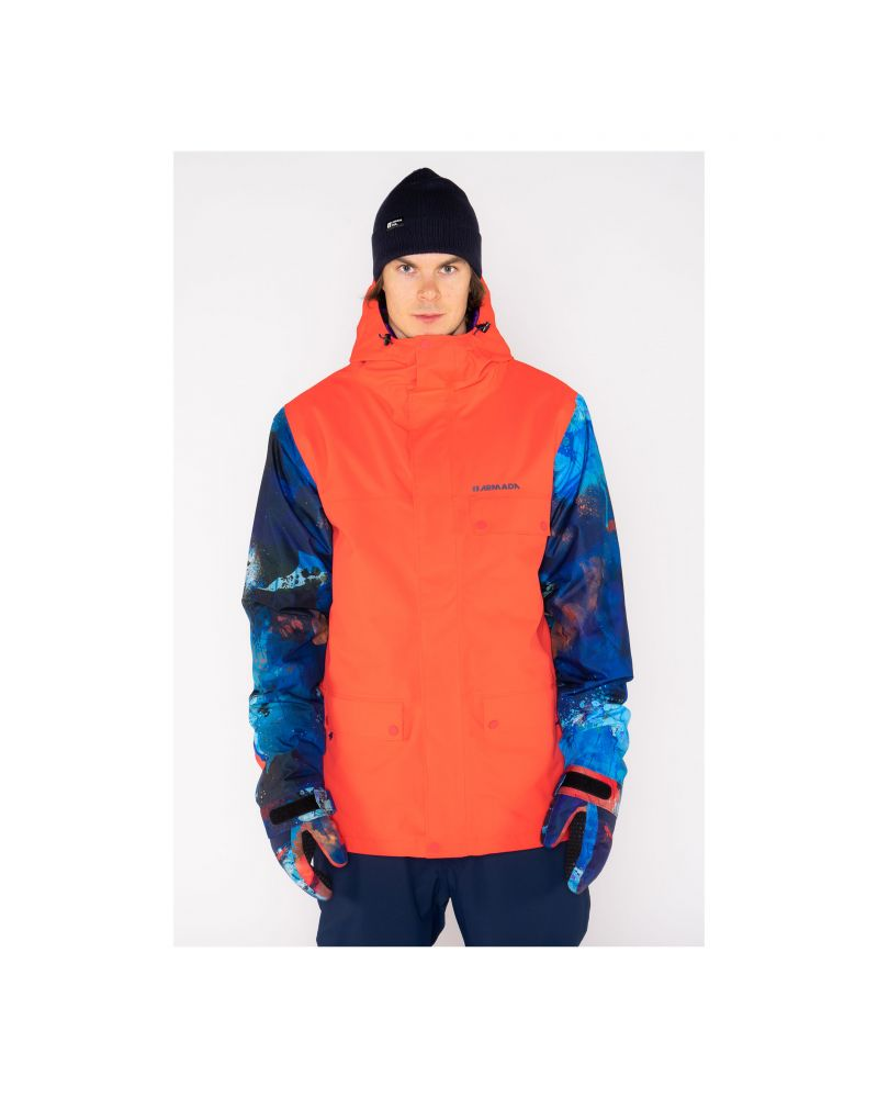 Emmett Insulated Jacket FLAME