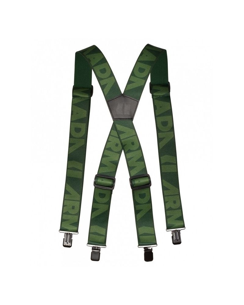 Stage Suspender - Forest Green