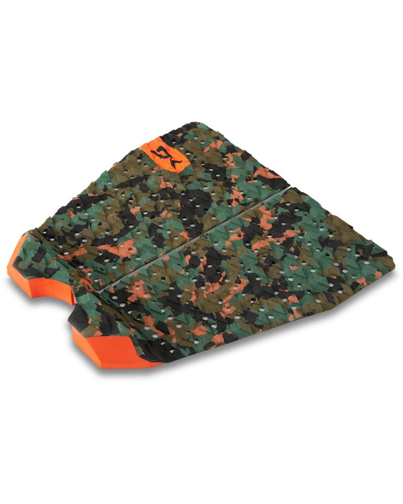 REBOUND 2-PIECE SURF TRACTION PAD OLIVE CAMO