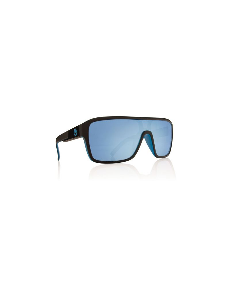 REMIX  - Matte Black / Sky Blue Ionized