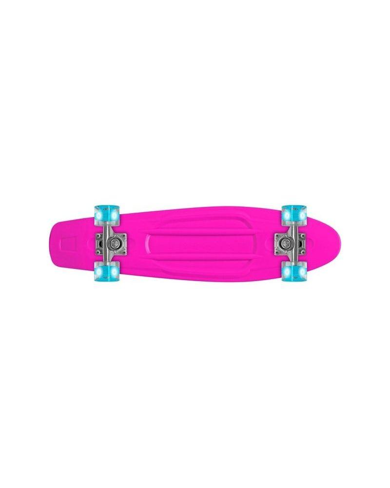 28 Retro Plastic SkateboardPINK