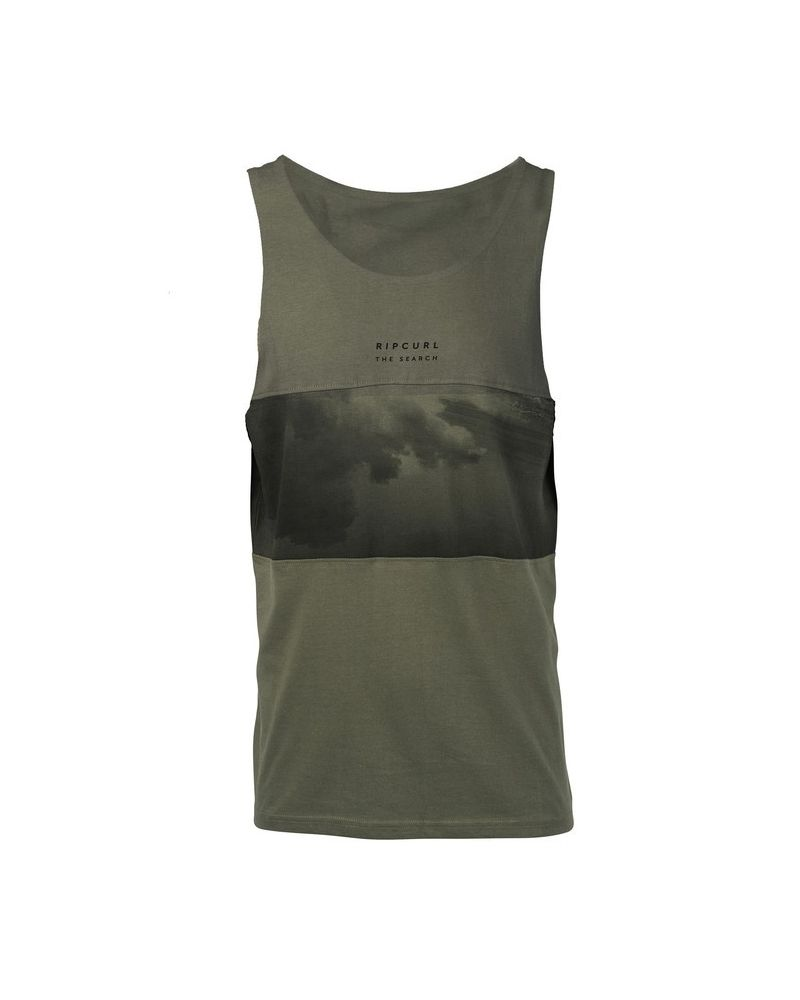 BUSY TIME TANK DARK OLIVE