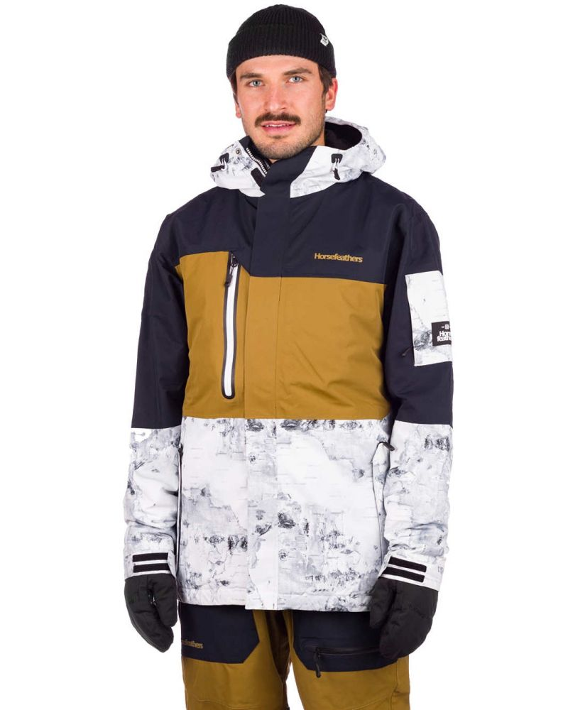 RIPPLE JACKET birch