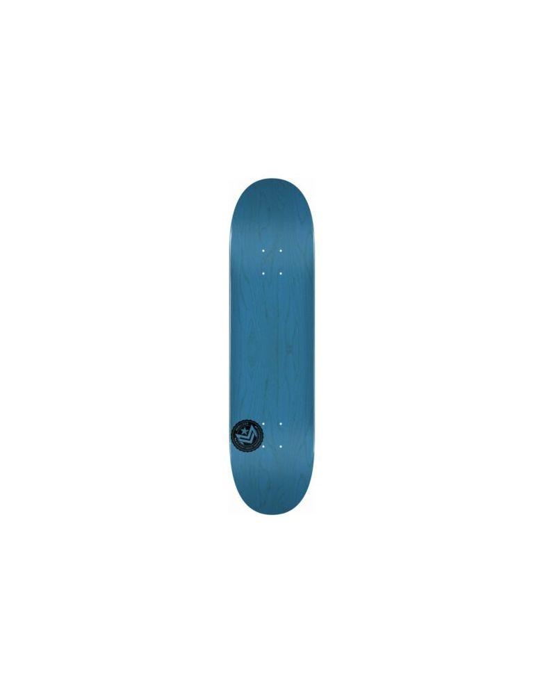 248 K20 CHEVRON METALLIC BLUE 8.25