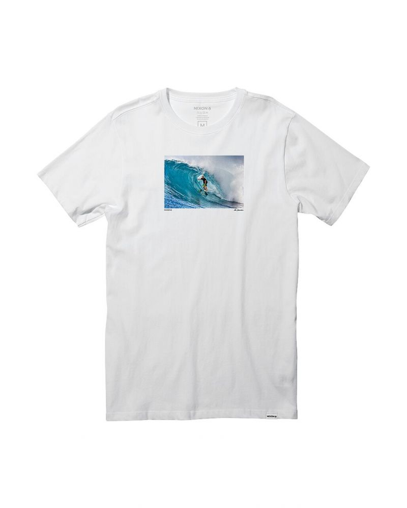 Stand Tall S/S Tee	White