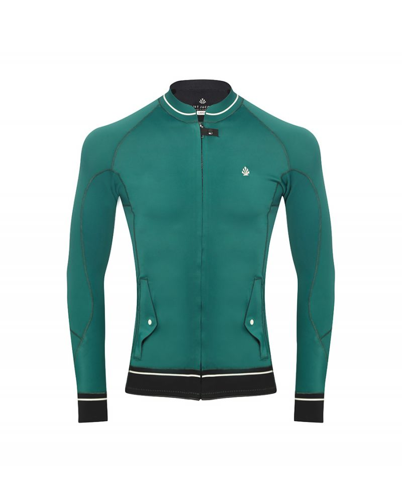 SAINT JACQUES Spencer Wetsuit 3mm - Green