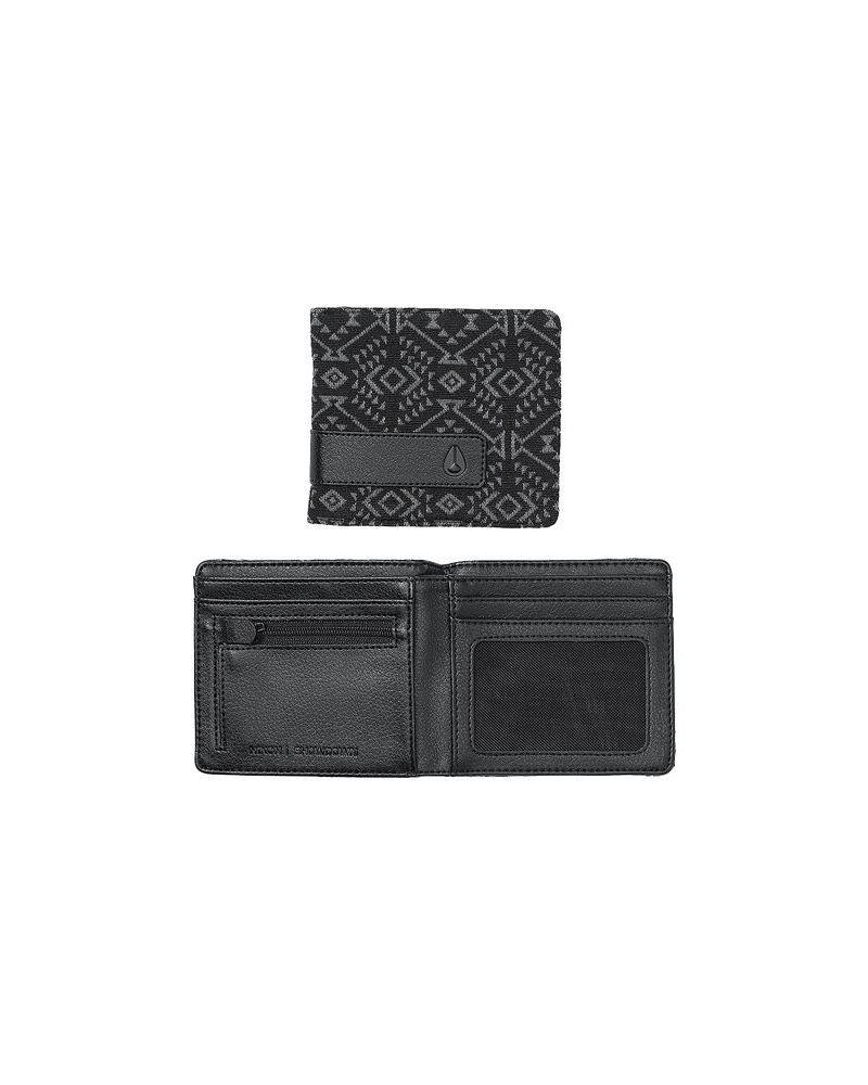 Showdown Bi-Fold Zip Wallet - Native