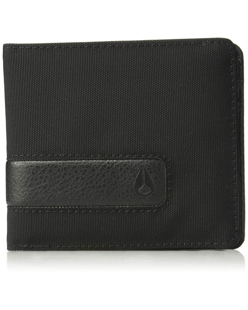 SHOWOFF BI-FOLD WALLET ALL BLACK