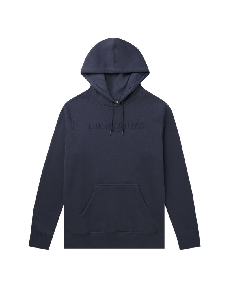 SIMPLE P/O HOOD FRENCH NAVY