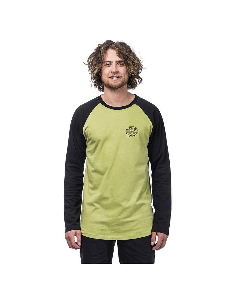 VALE LS T-SHIRT linden green