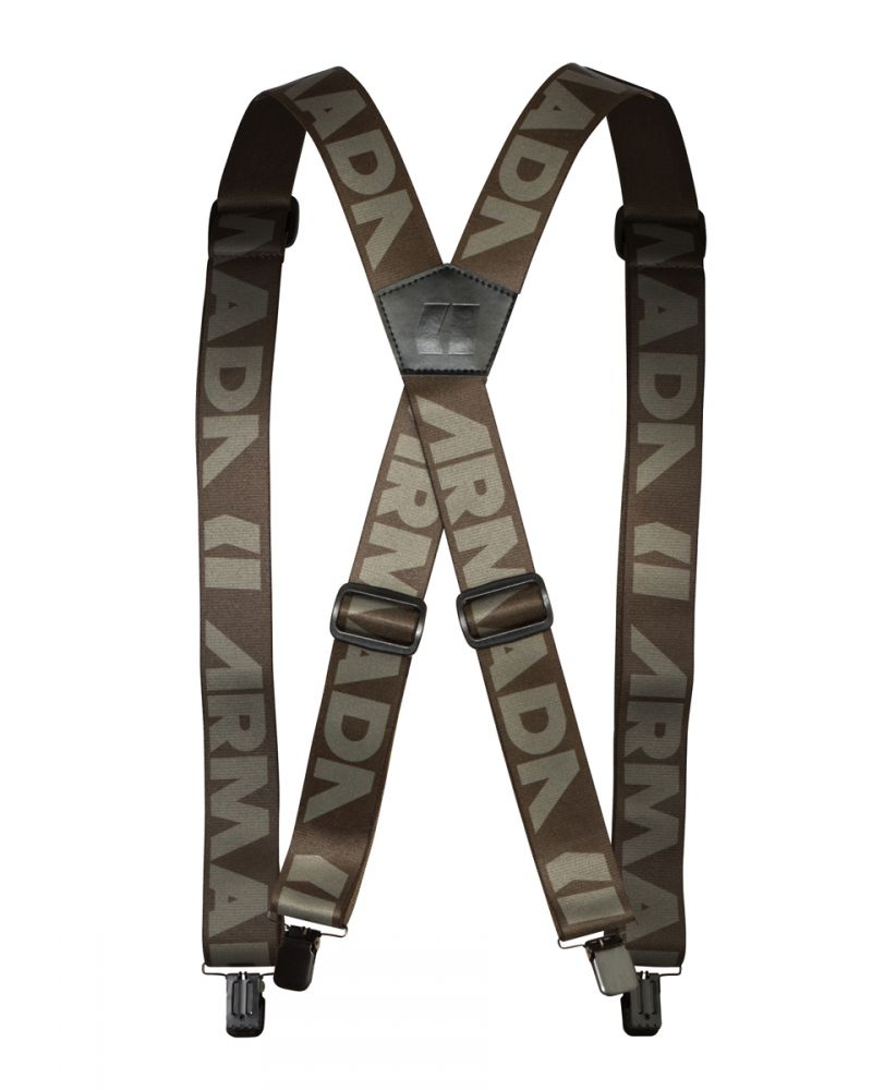 Stage Suspender - Burnt Olive