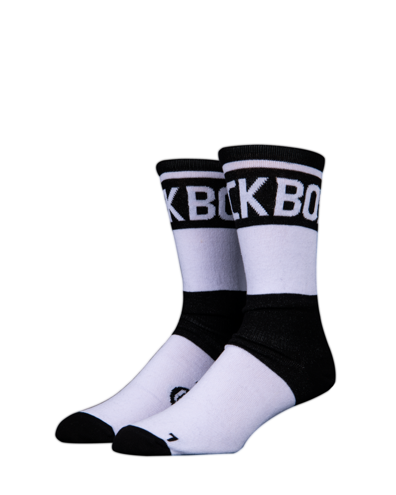F*CK BOSS WHITE/BLACK