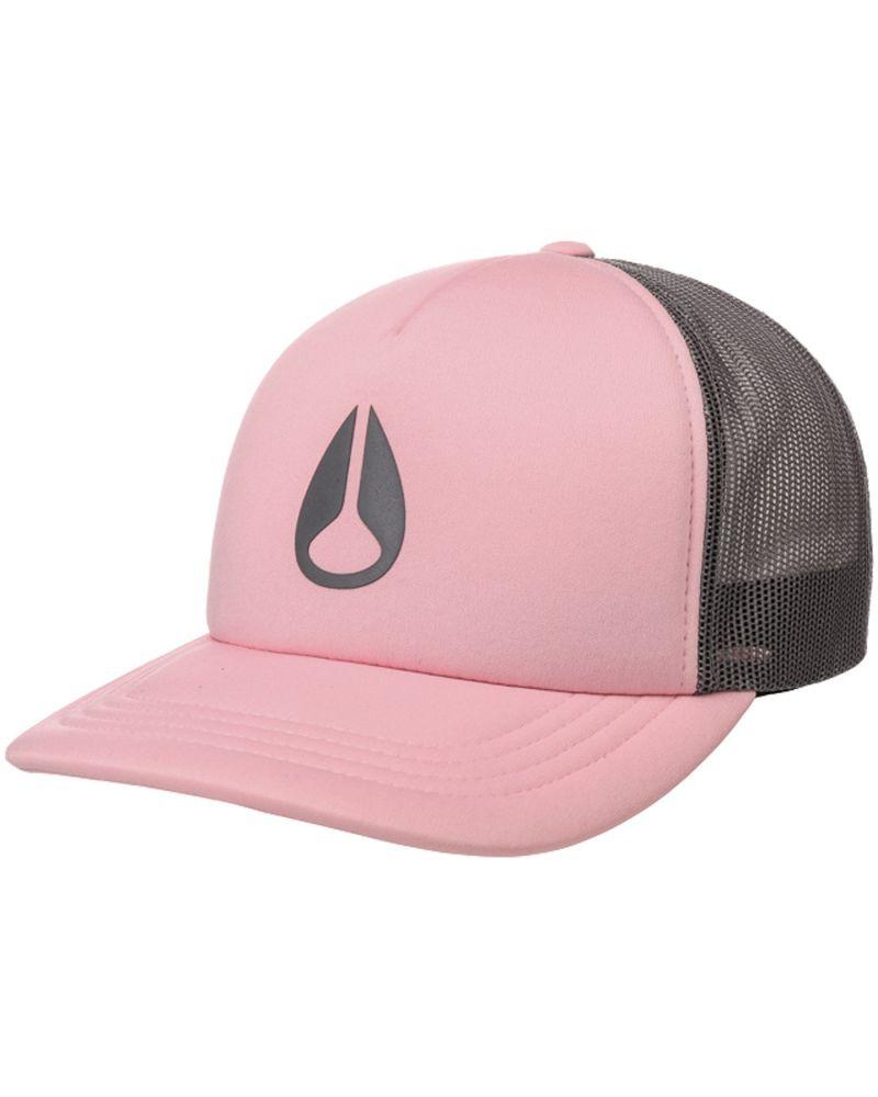 Byron Foam Trucker hat Petal Pink