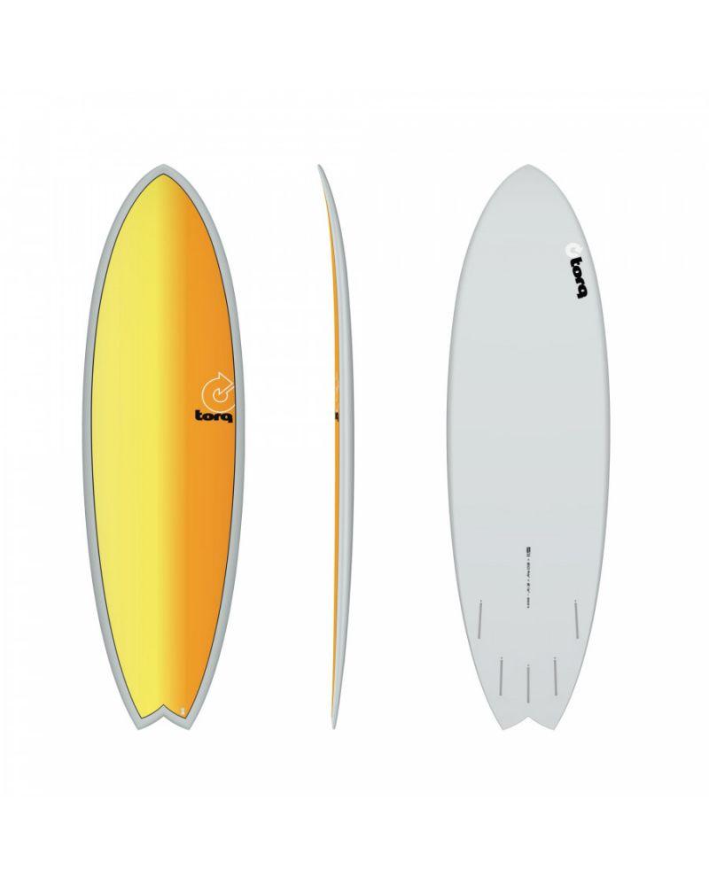7.2 Surfboard  Epoxy TET MOD Fish FULL Fade