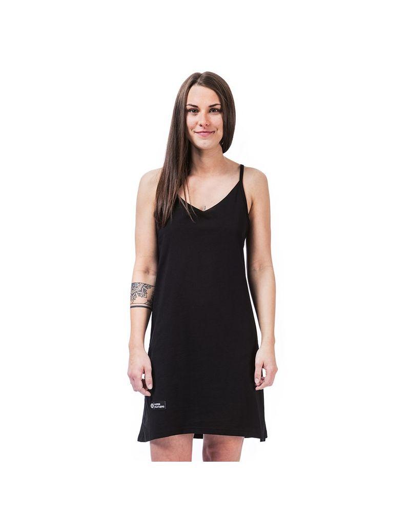 ASTRID DRESS BLACK