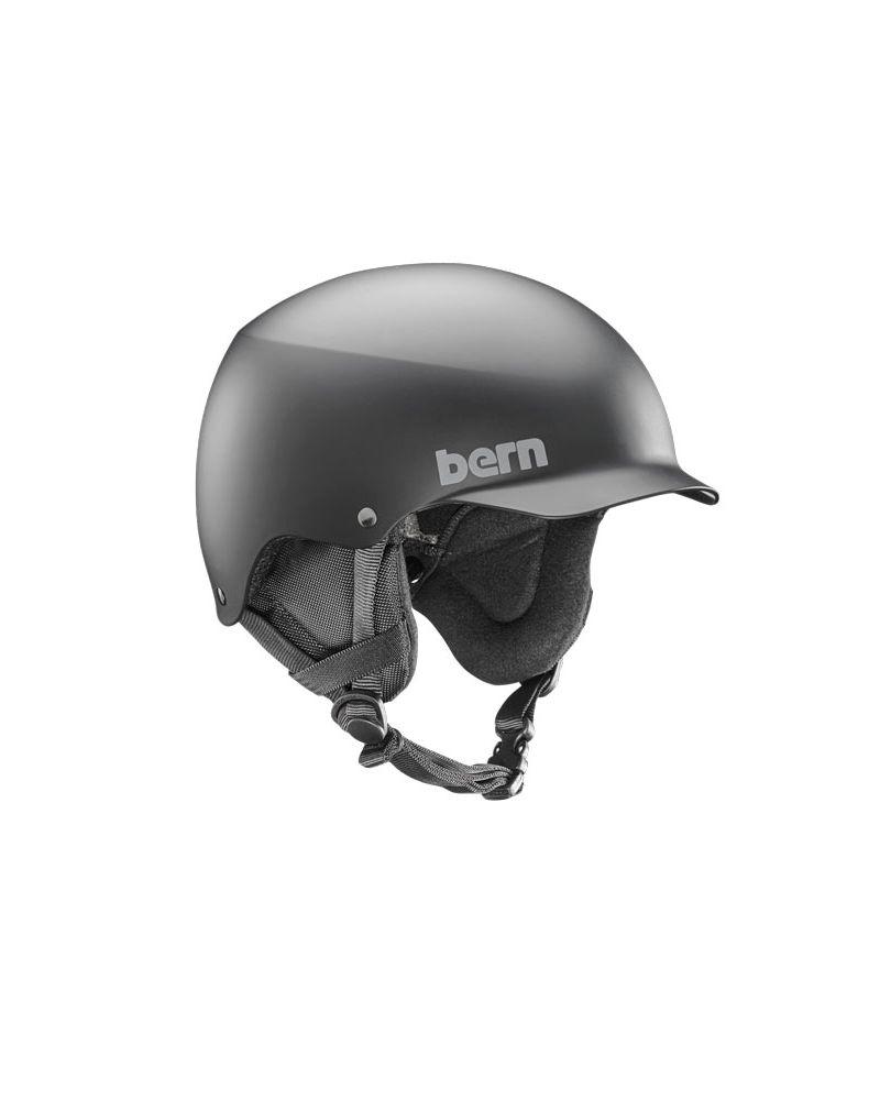 TEAM BAKER thinShell Helmet  Black