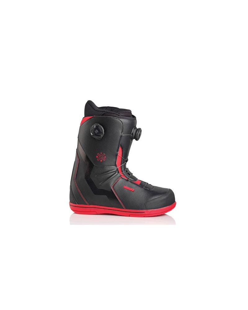 DEELUXE IDxHC Boa Focus PF - Black/Red