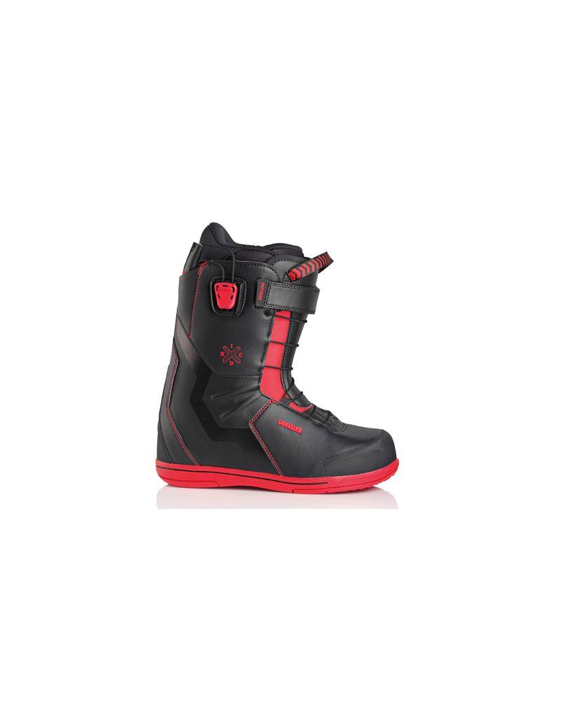 IDxHC PF - Black/Red