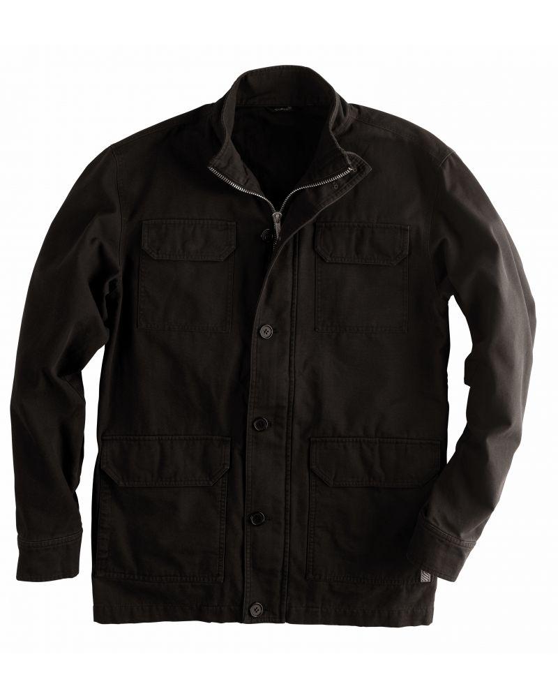 Thunder M65 Jacket Black