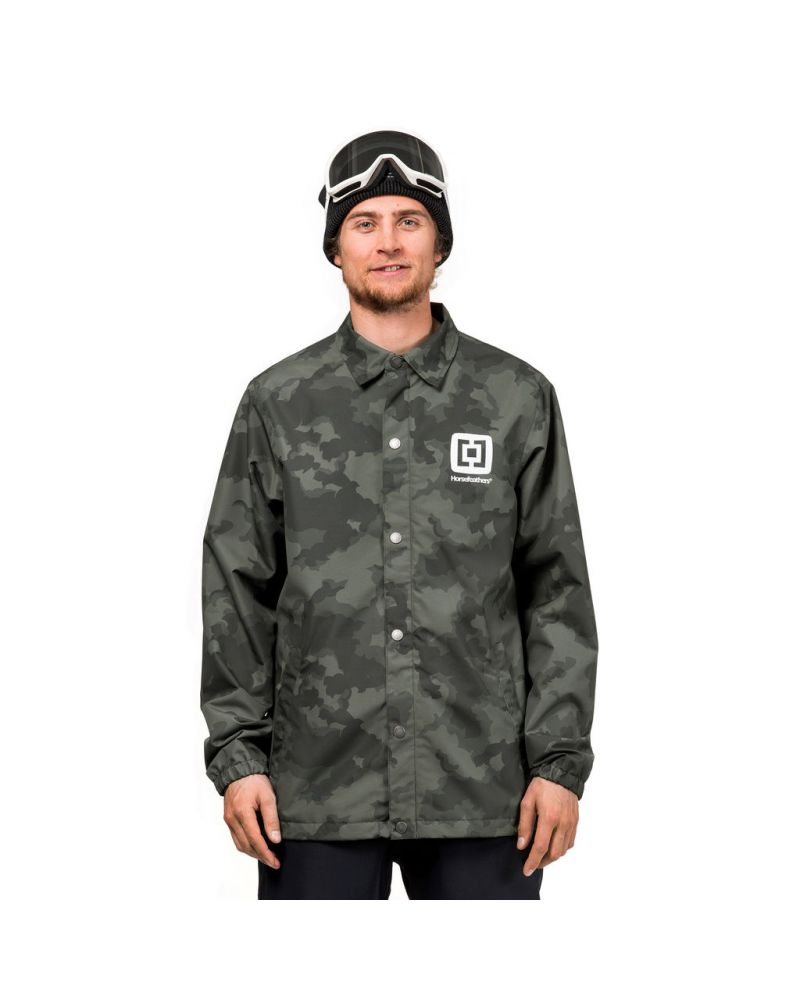 COOK JACKET  cloud camo