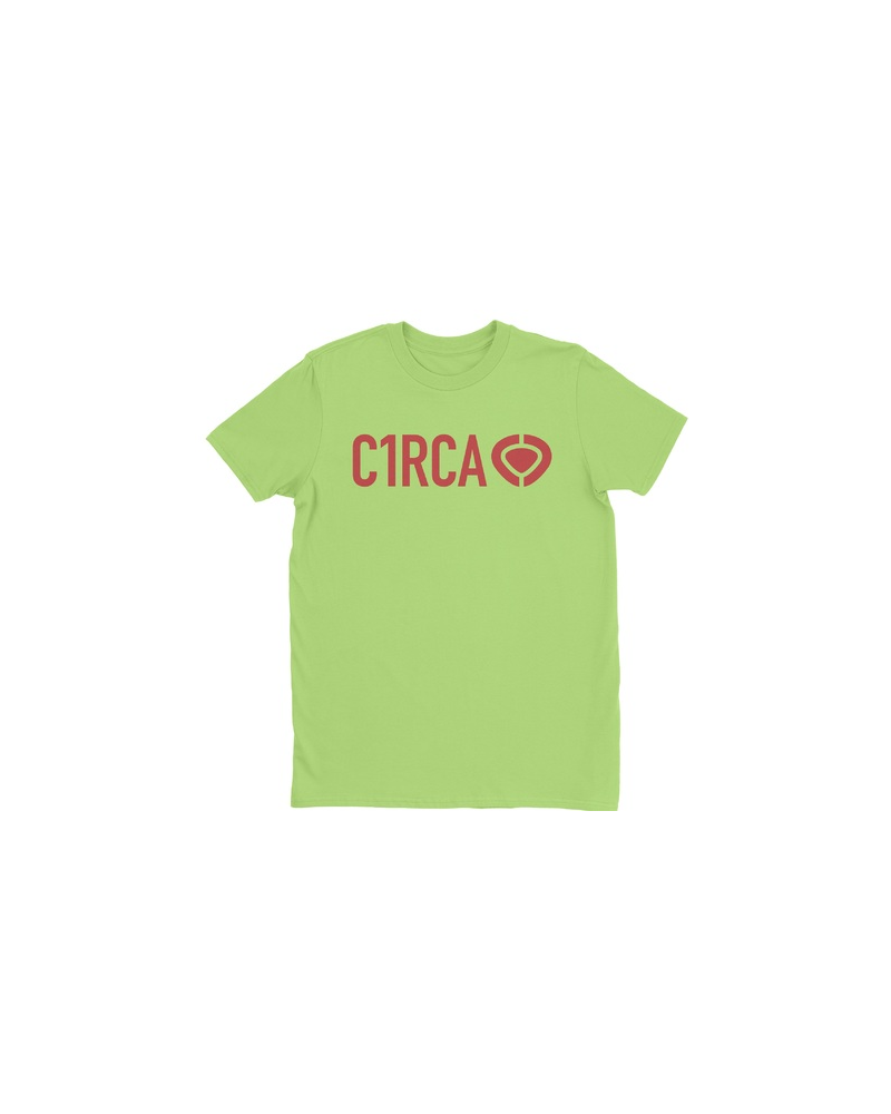 DIN ICON TEE Neon Green