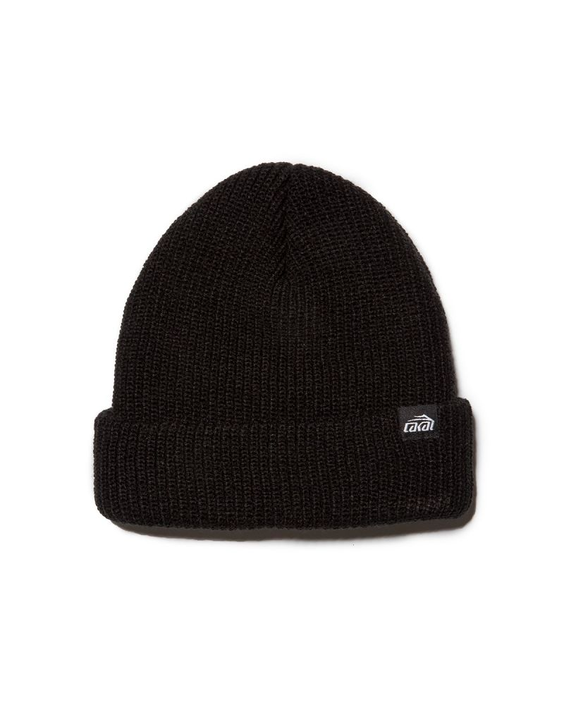 WATCH BEANIE BLACK LAKAI