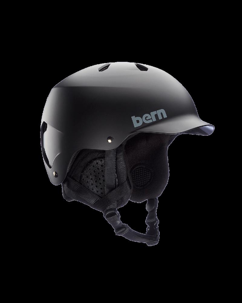 WATTS thinShell Helmet (MIPS)  Black