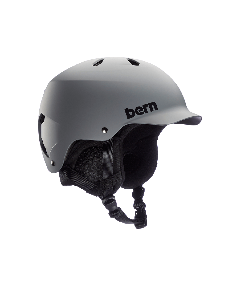 WATTS thinShell Helmet  Matte Grey
