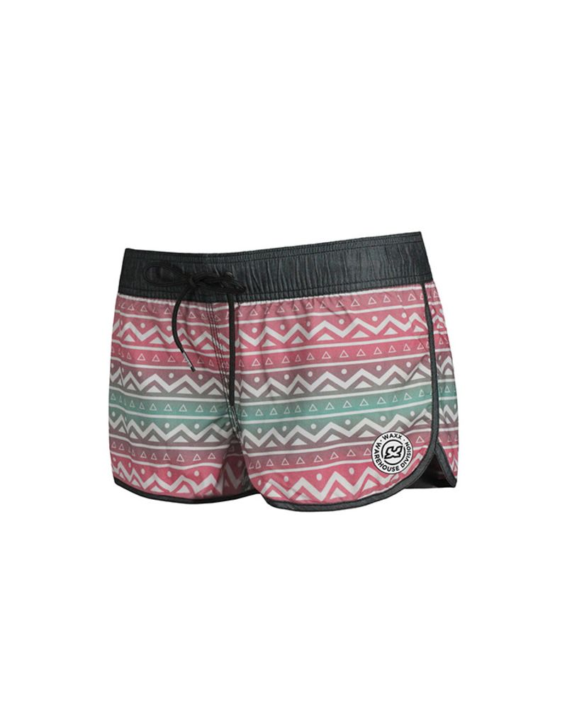LADIES BOARDSHORT PRINTED - Tribu