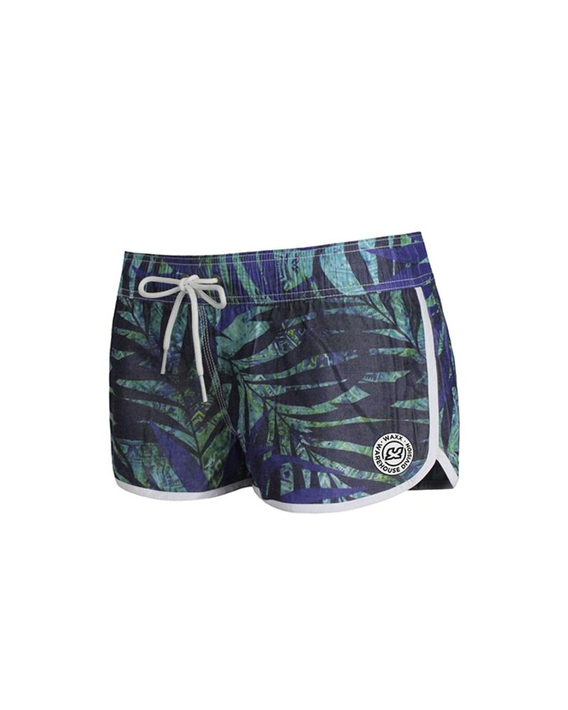 LADIES BOARDSHORT PRINTED - Tropic