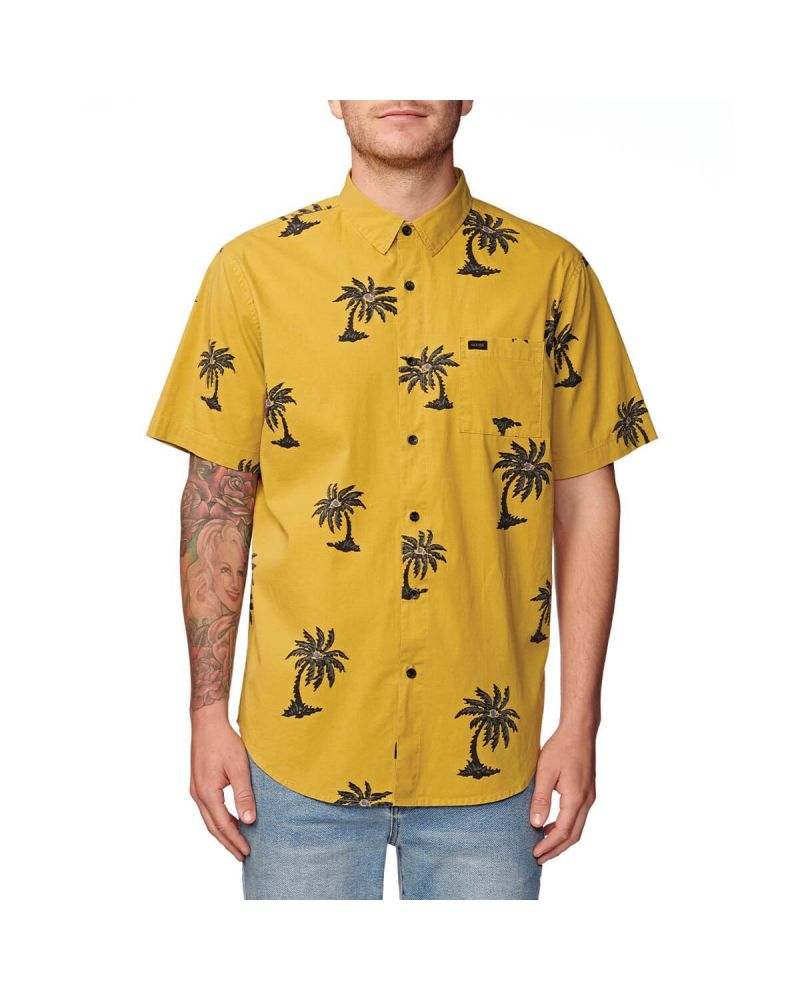 Coco Loco SS Shirt Sulphur
