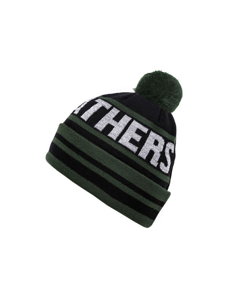 BUFF BEANIE deep green
