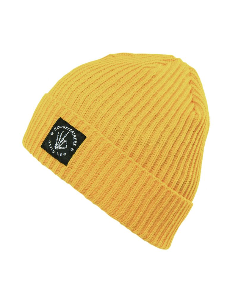 ZAPPA ATRIP BEANIE Yellow